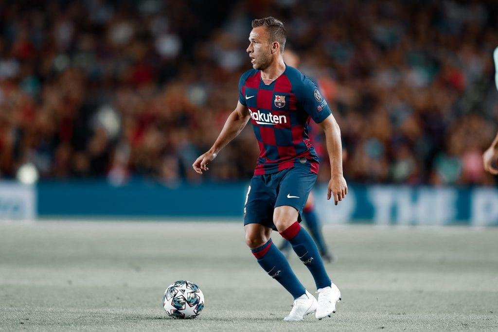 Arthur Melo Barcelona indiscipline
