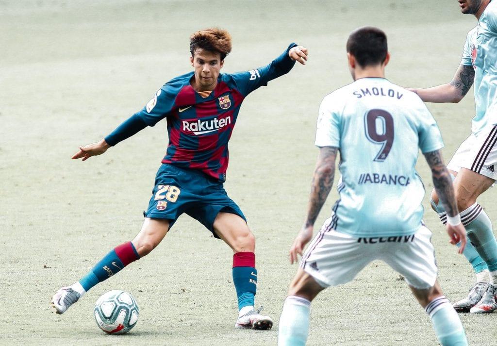 Riqui Puig Barcelona five substitutions rule