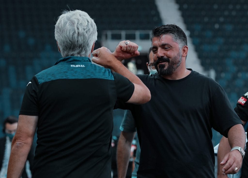 Gennaro Gattuso Napoli tactical analysis