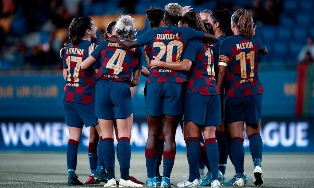 Barça Femeni - cover