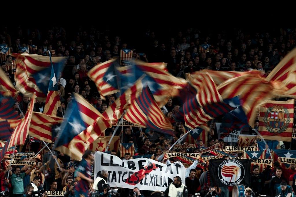 Barcelona mean culé