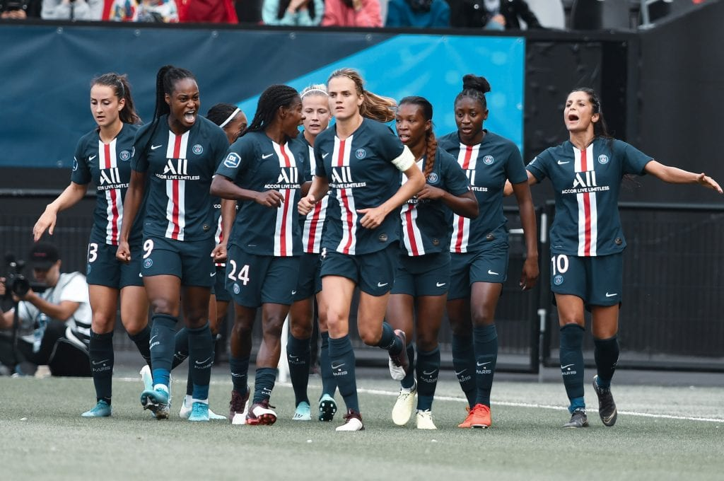 Irene Paredes PSG Women's Champions League favourites