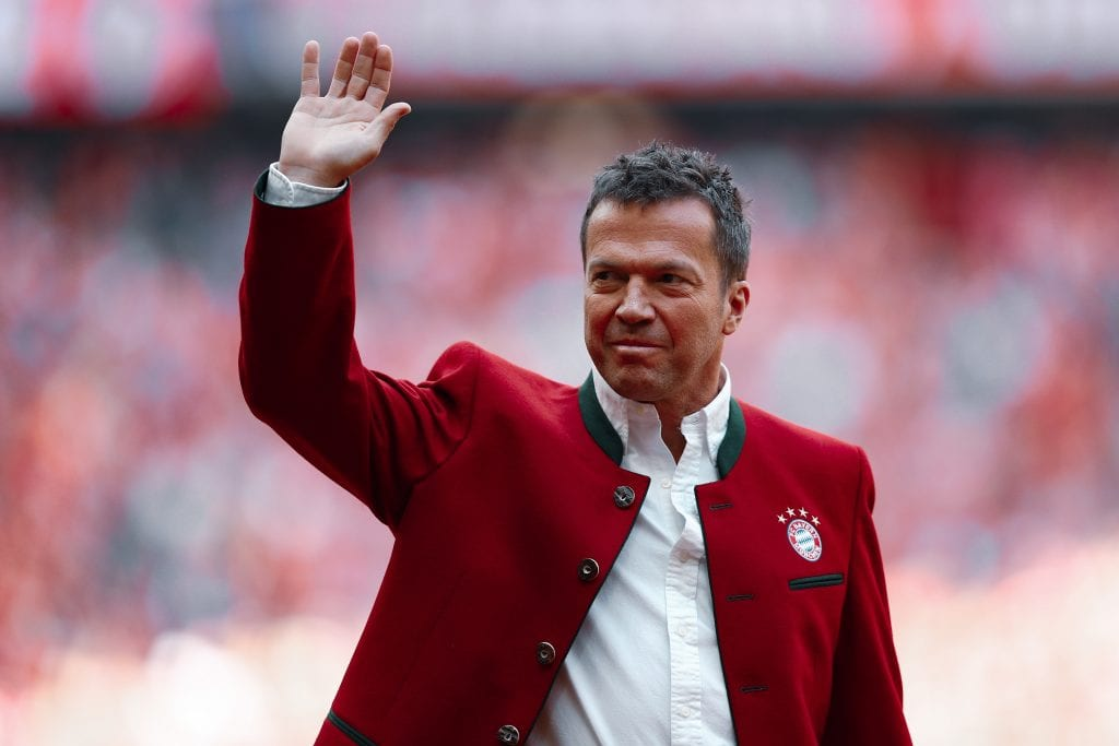 Lothar Matthäus Bayern Barça hype